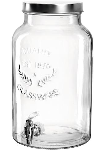 montana - Glas Getränkespender fresh kaufen