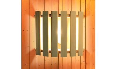 KARIBU Saunaleuchte »Modern«, zur Eckmontage kaufen