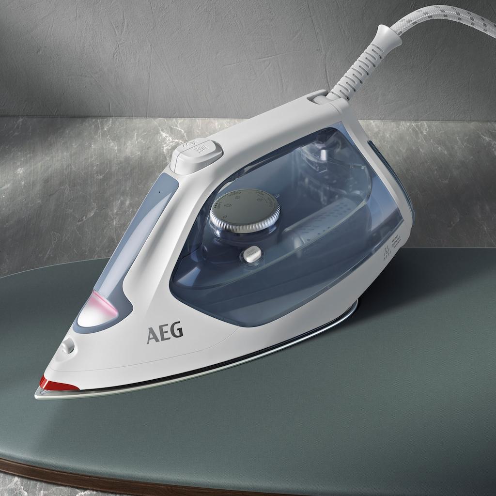 AEG Dampfbügeleisen »SI7-1-4WB DELICATE 7000«, 2300 W