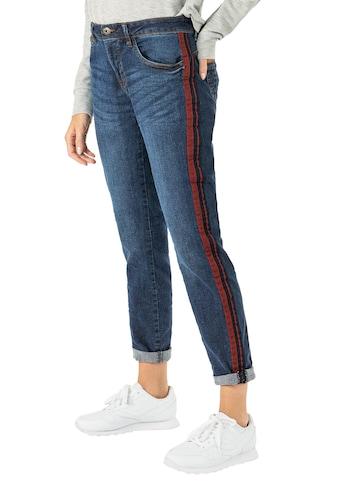 Rock Angel Boyfriend-Jeans, mit Seitennaht kaufen