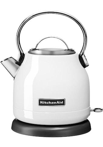 KitchenAid Wasserkocher, 5KEK1222, 1,25 Liter, 2200 Watt kaufen