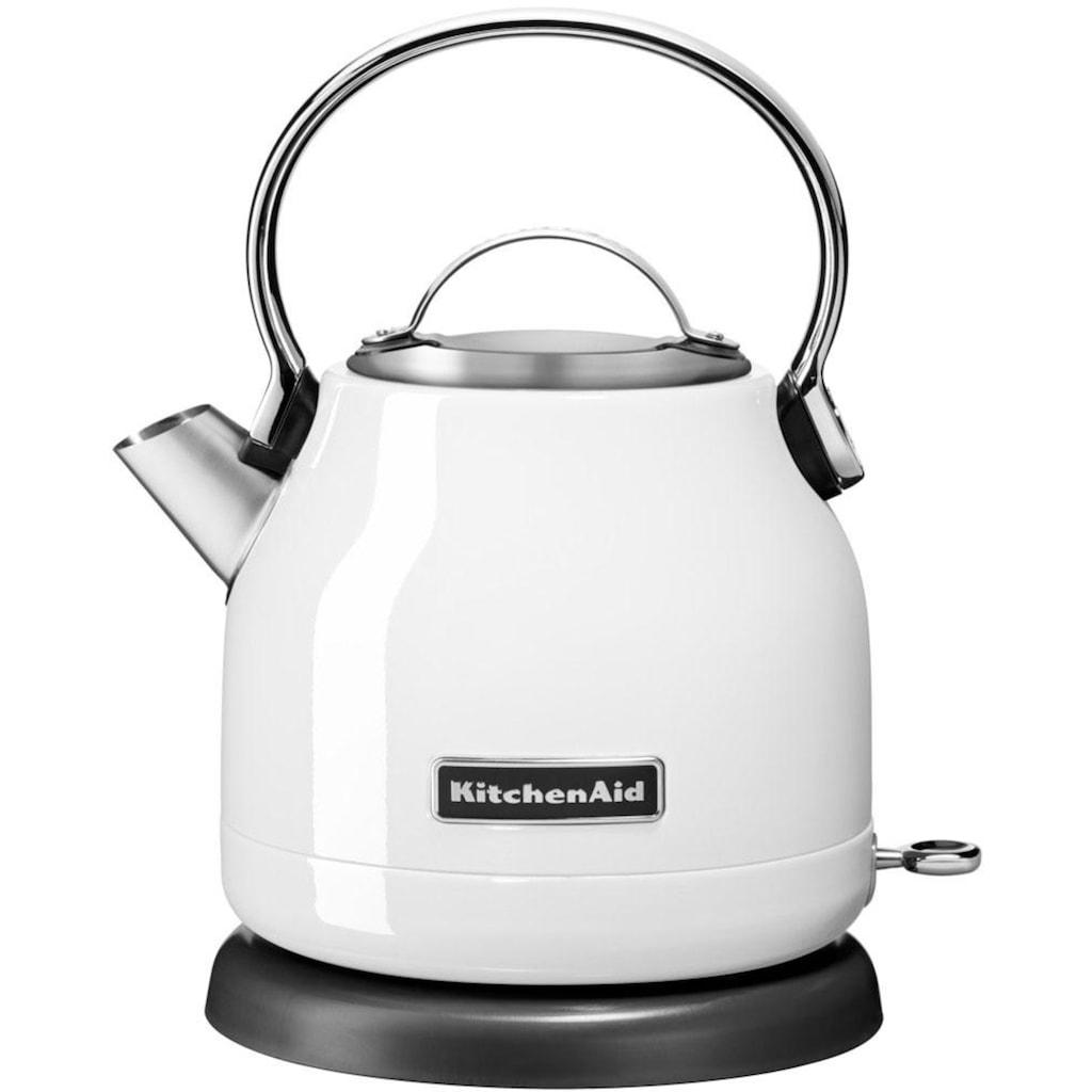 KitchenAid Wasserkocher »5KEK1222«, 1,25 l, 2200 W