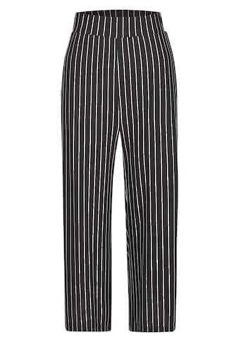 VIA APPIA DUE Modische Hose mit Streifen kaufen