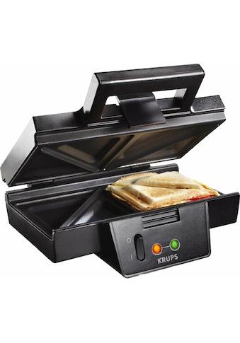 Krups Sandwichmaker FDK451 Sandwich - Toaster, 850 Watt kaufen