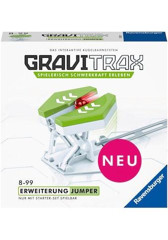 Ravensburger Kugelbahn-Bausatz »GraviTrax® Jumper«, Made in Europe, FSC® - schützt... kaufen