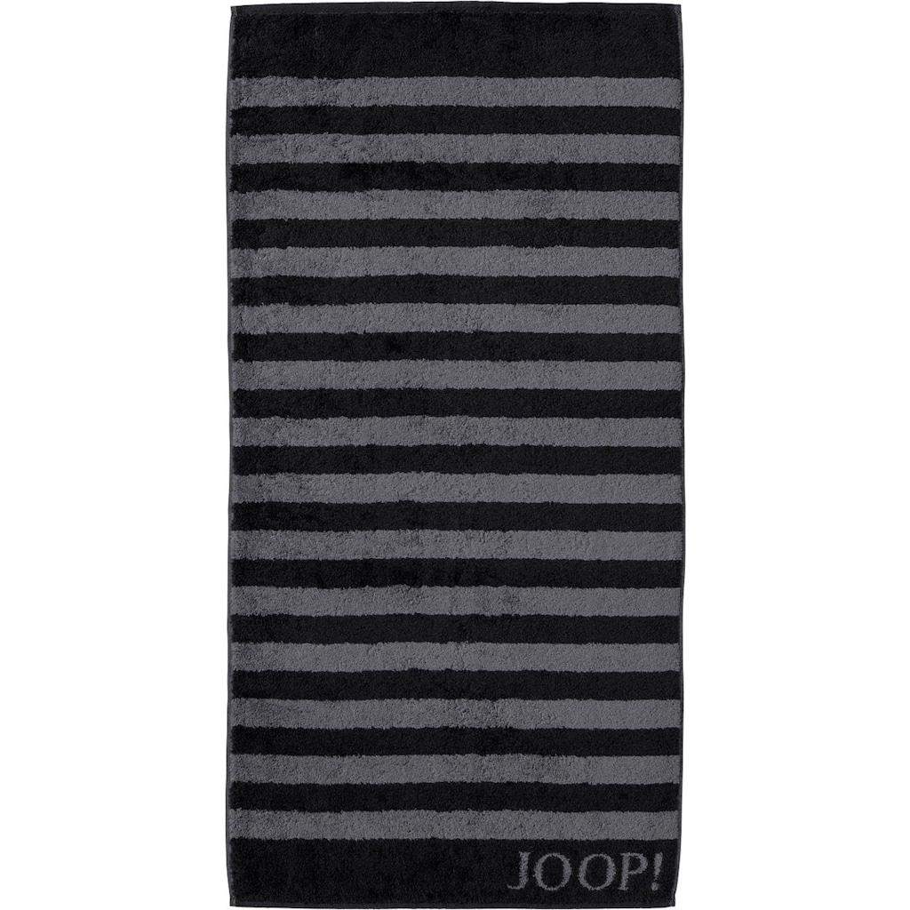 Joop! Handtücher »Stripes«, (2 St.), mit dezenten Streifen