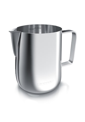 Arendo Edelstahl Milchkännchen 350 ml mit Messskala kaufen