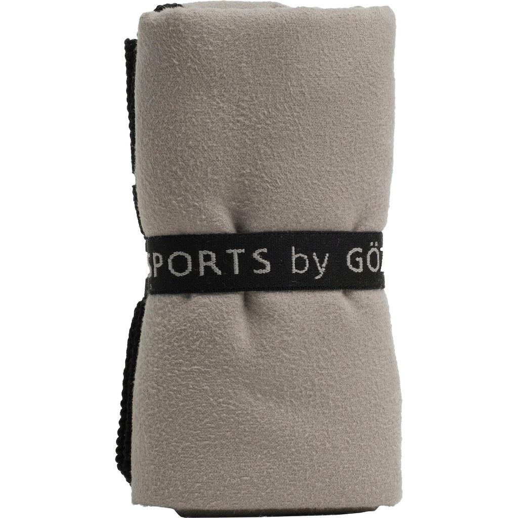 Gözze Handtuch Set »Lulu«, Sporthandtücher in schnell trocknender Microfaser Qualität