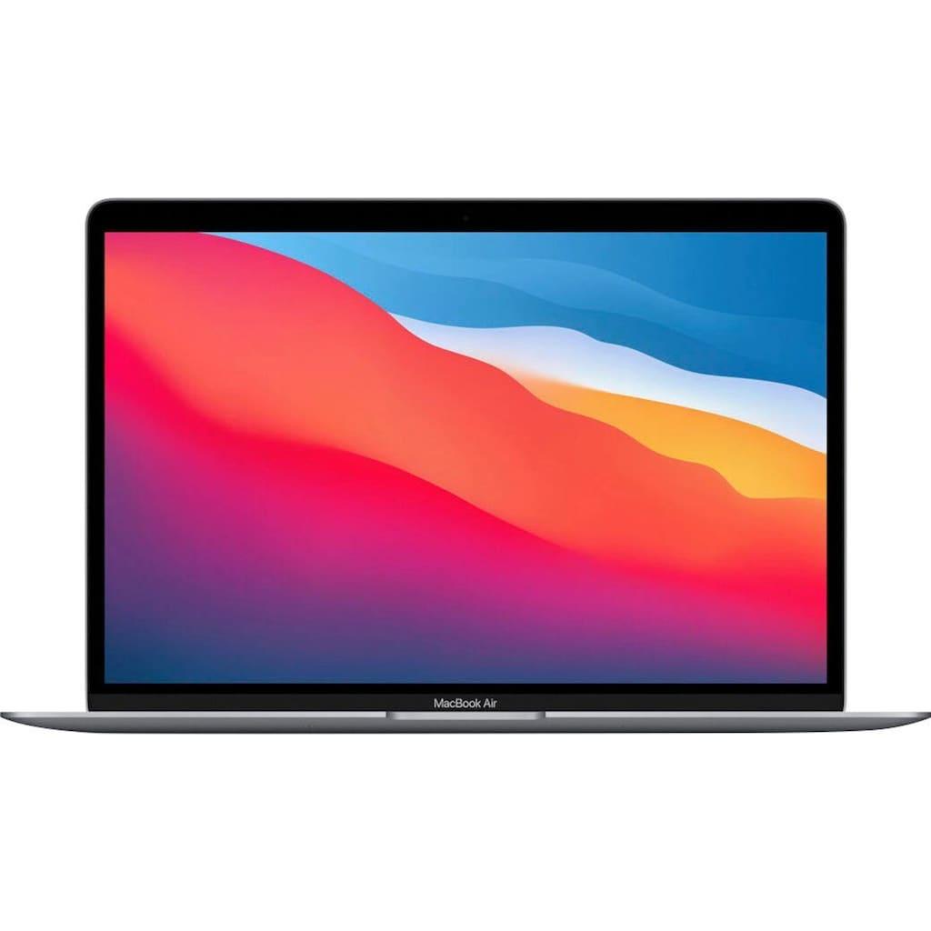 "Apple Notebook »MacBook Air (2020), 13,3"", mit Apple M1 Chip, Retina Display, 8 GB RAM«, (33,78 cm/13,3 ""  \r\n 512 GB SSD)"