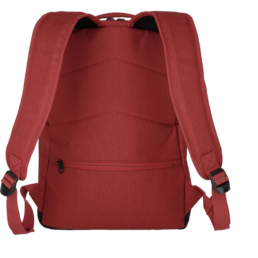 travelite Laptoprucksack »Kick Off, 40 cm«