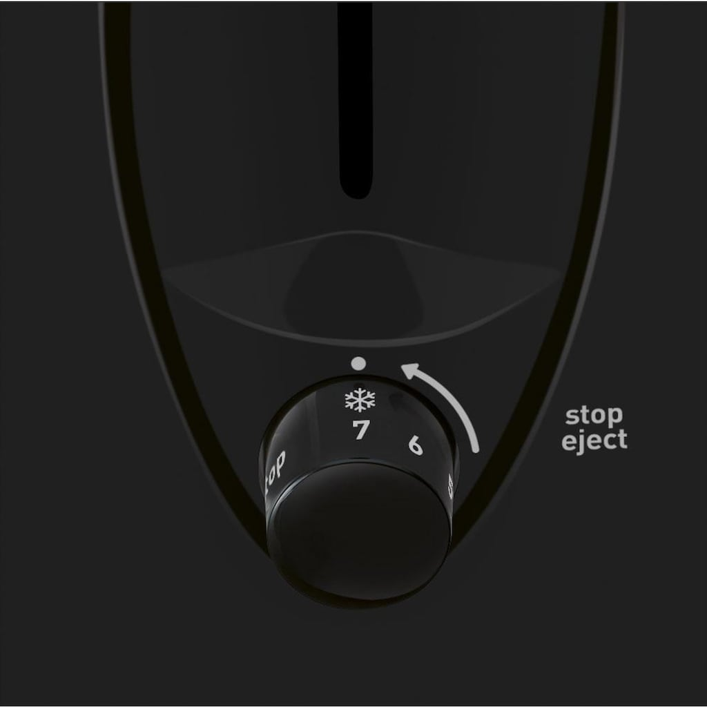 Tefal Toaster »TT131D Delfini Plus«, für 2 Scheiben, 850 Watt