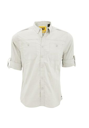 CATERPILLAR Langarmhemd »Momentum Herren Hemd« kaufen