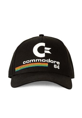 LOGOSHIRT Kappe mit Oldschool - Logo »Commodore C64« kaufen