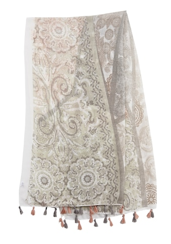 Schal mit Quasten kaufen