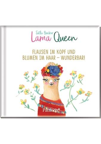 Buch »Lama Queen - Flausen im Kopf und Blumen im Haar - wunderbar! / Jutta Bücker« kaufen