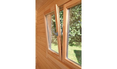 WOLFF FINNHAUS Fenster »Nordkap 70«, BxH: 129x99,6 cm kaufen