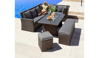 MERXX Gartenmöbelset »Mallorca« kaufen