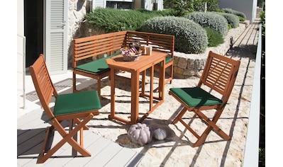 MERXX Gartentisch »Holz«, 50x90 cm kaufen