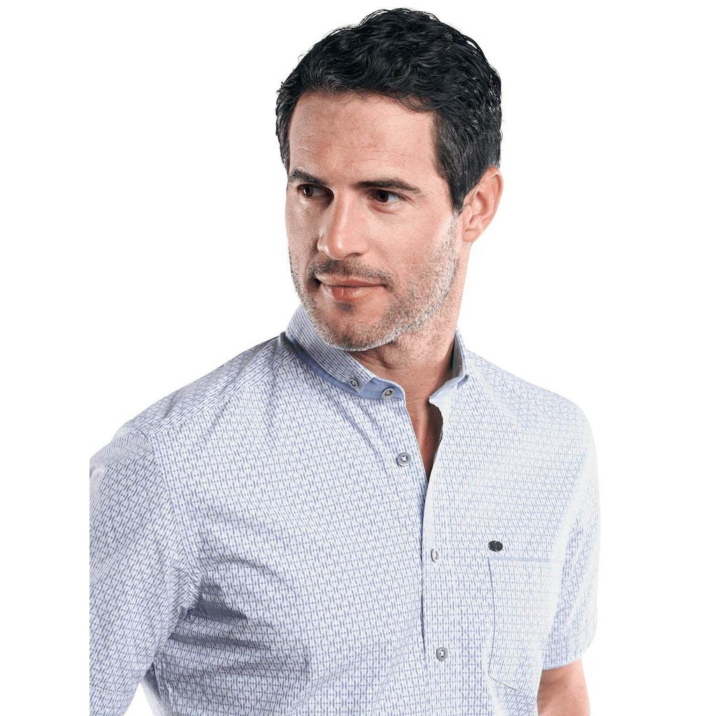 Engbers Dezent gemustertes Hemd