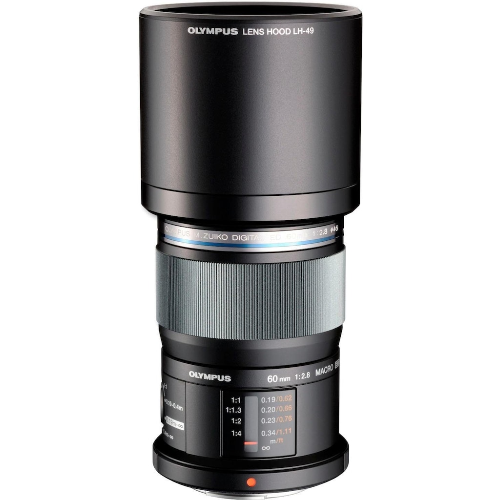 Olympus Makroobjektiv »M.ZUIKO DIGITAL ED 60 mm«
