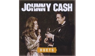 Musik - CD The Greatest: Duets / Cash,Johnny, (1 CD) kaufen