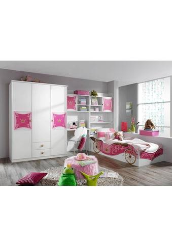 rauch ORANGE Jugendzimmer-Set »Kate«, (Set, 4 St.), mit Kleiderschrank kaufen