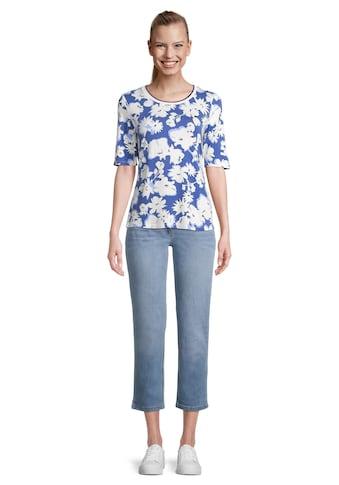 Betty Barclay T-Shirt »mit Blumenprint« kaufen
