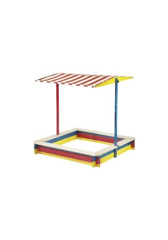 Pinolino® Sandkasten »Lukas« kaufen