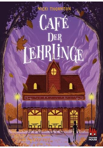 Buch »Café der Lehrlinge (Hotel der Magier 3) / Nicki Thornton, Ilse Rothfuss« kaufen