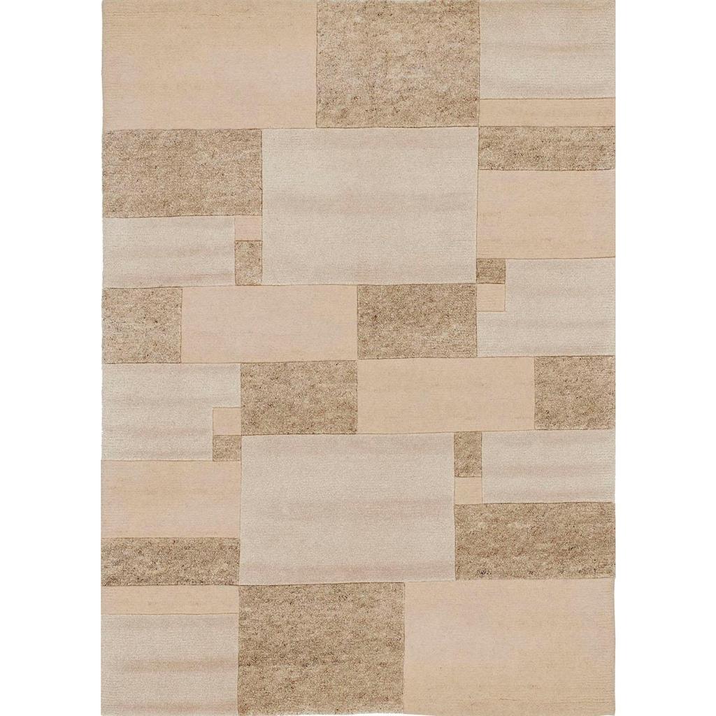 OCI DIE TEPPICHMARKE Teppich »Voyage Laza«, rechteckig, 20 mm Höhe, handgeknüpft, Wohnzimmer