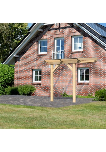 KARIBU Terrassendach »Classic Gr. A«, BxT: 200x250 cm kaufen
