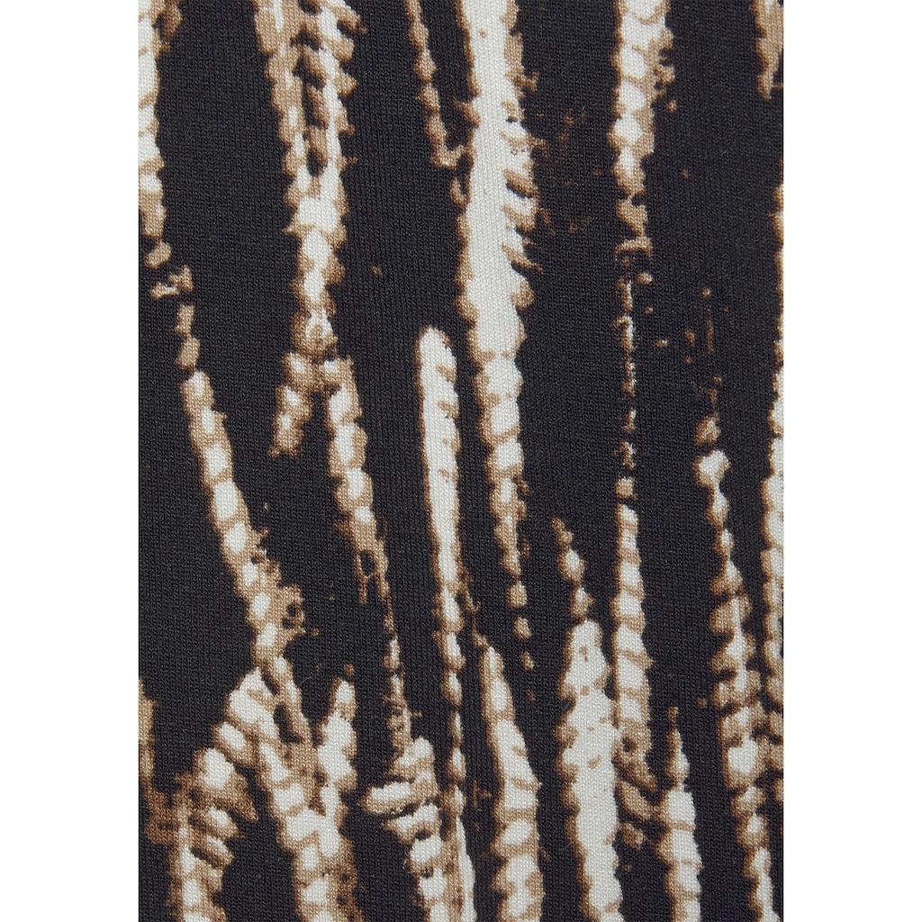 Vivance Minikleid, mit bedrucktem Oberteil