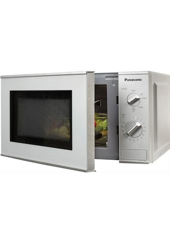 Panasonic, Mikrowelle »NN - E221MMEPG«, Mikrowelle kaufen