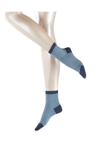 Esprit Socken »Diagonal«, (1 Paar), für ein weiches Tragegefühl kaufen