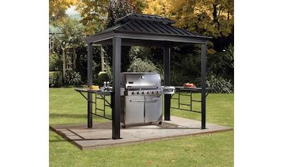 50NRTH Grillpavillon »BBQ Messina«, BxL: 179x292 cm kaufen