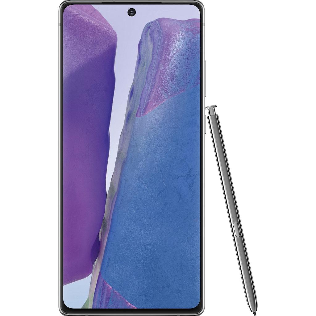 """Samsung Smartphone »Galaxy Note20 5G«, (16,95 cm/6,7 """", 256 GB Speicherplatz, 64 MP Kamera)"""