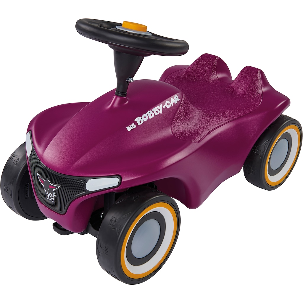 BIG Rutscherauto »BIG-Bobby-Car-Neo Aubergine«, Made in Germany