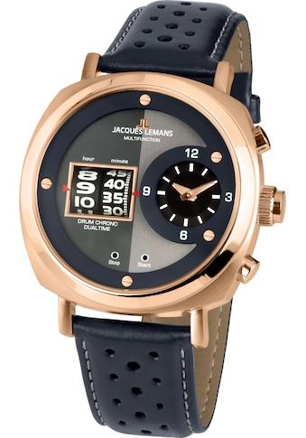Jacques Lemans Chronograph »Lugano, 1-2058D« kaufen