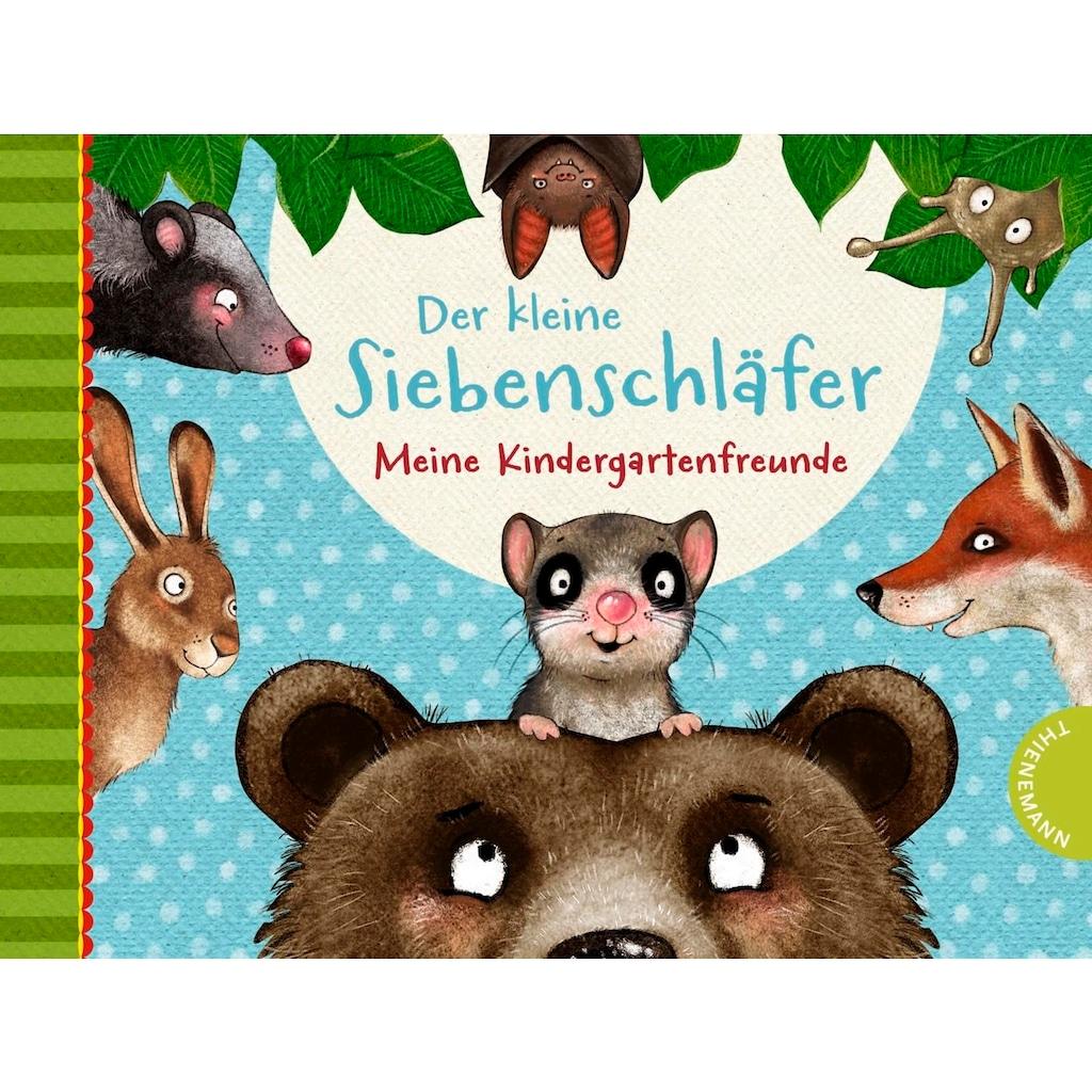 Buch »Der kleine Siebenschläfer - Meine Kindergartenfreunde / Sabine Bohlmann, Kerstin Schoene«