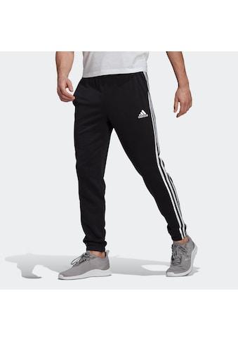 adidas Performance Jogginghose »ESSENTIALS TAPERED ELASTICCUFF 3 STRIPES PANT« kaufen
