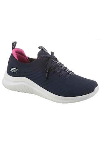 Skechers Slip-On Sneaker »ULTRA FLEX 2.0«, mit gepolstertem Fersenpart kaufen