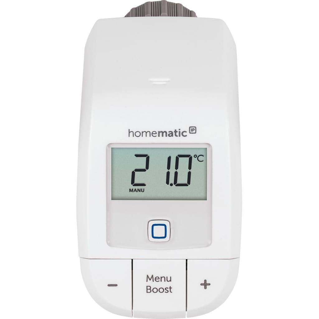 Homematic IP Smart-Home Starter-Set »Heizen Basic S (3-tlg.)«