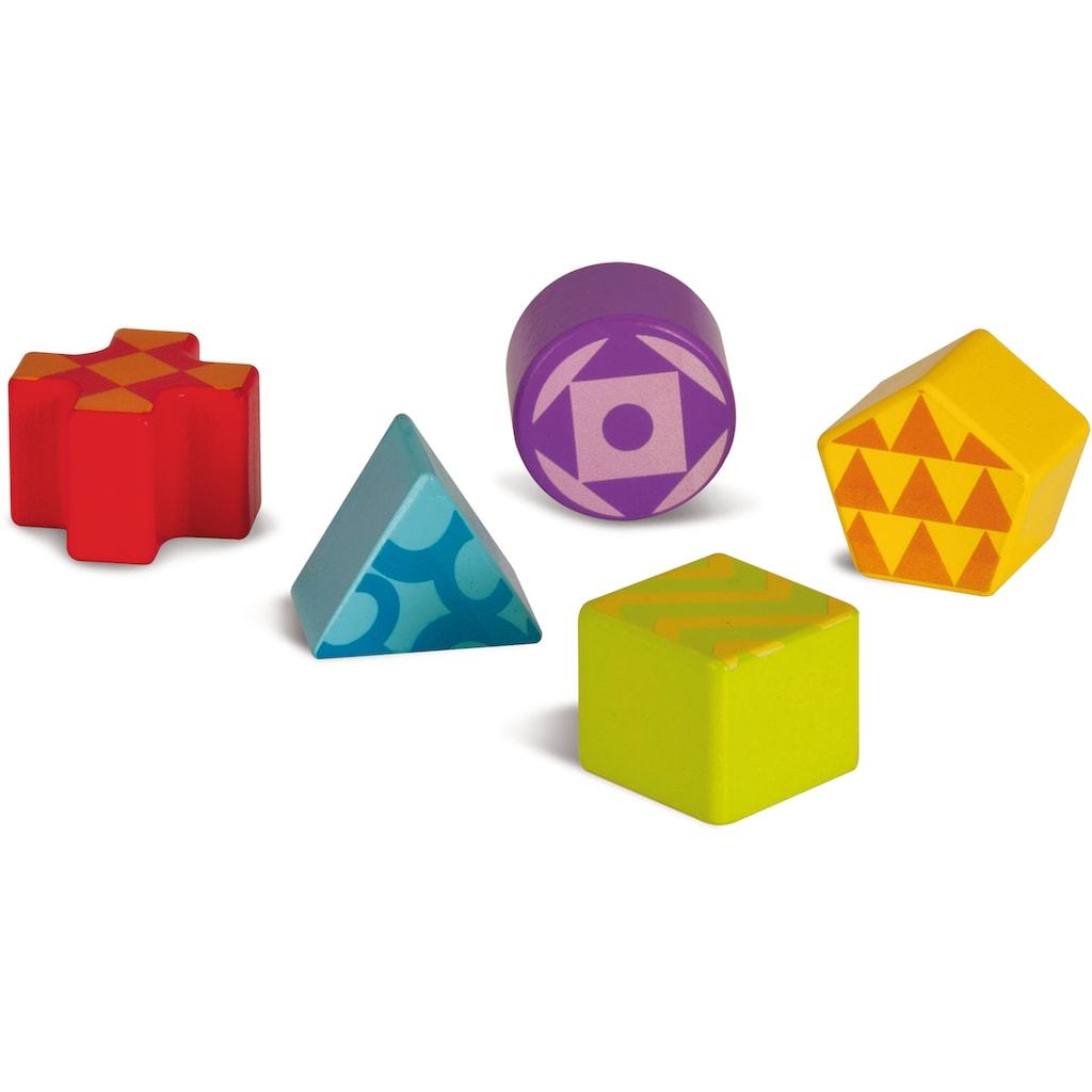 Eichhorn Lauflernwagen »Eichhorn Color, Spiel- und Lauflernwagen«, aus Holz