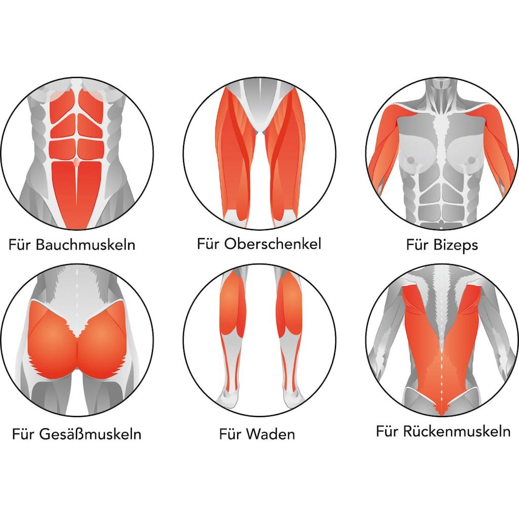 MAXXMEE EMS-Gerät »MAXXMEE Muskelstimulations-Set 4-tlg. 6V«