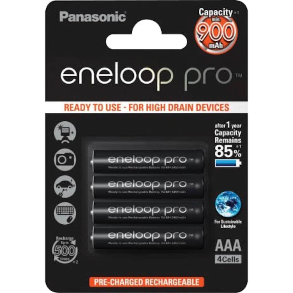 Panasonic Batterie »Eneloop Pro«, 1,2 V, (Packung)