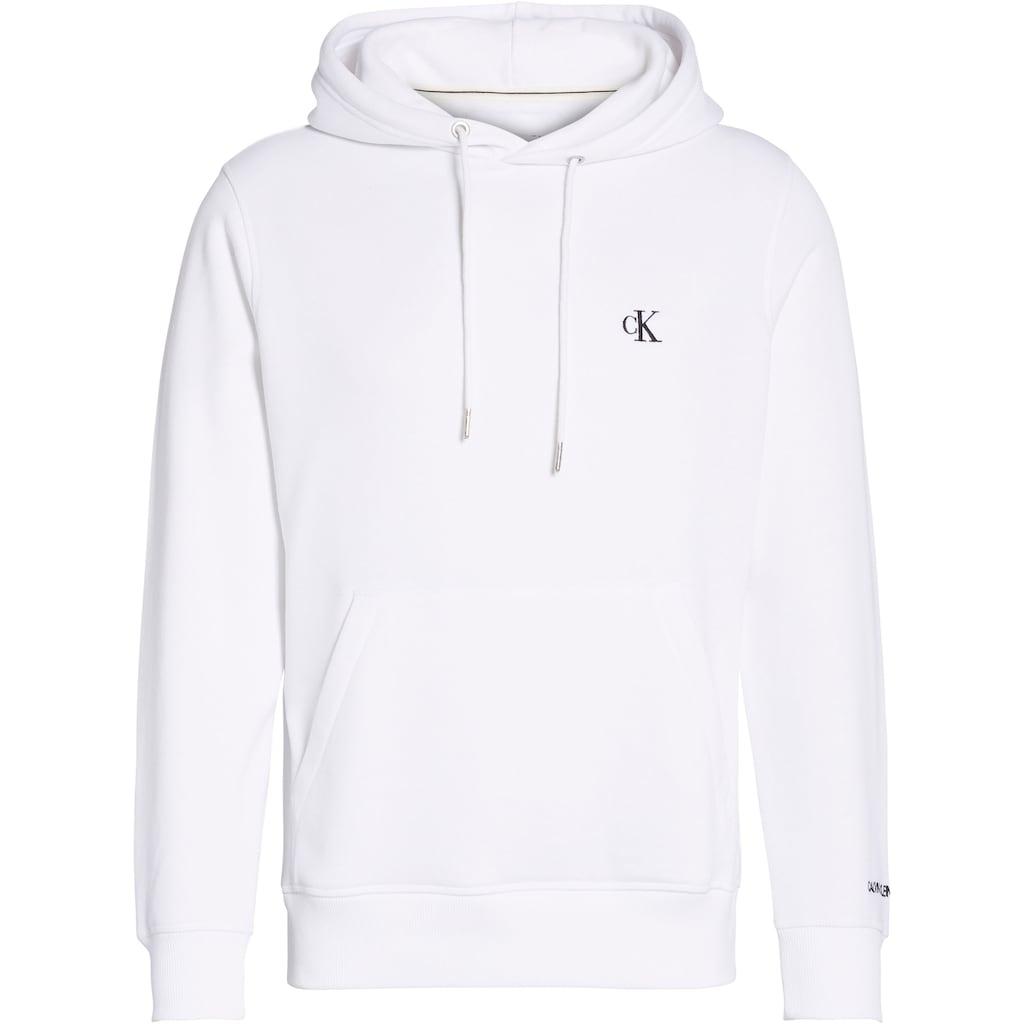 Calvin Klein Jeans Kapuzensweatshirt »CK ESSENTIAL HOODIE«
