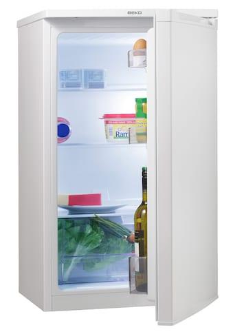 BEKO Table Top Kühlschrank, 81,8 cm hoch, 47,5 cm breit kaufen