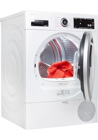 BOSCH Wärmepumpentrockner WTX87M00, 8 kg kaufen