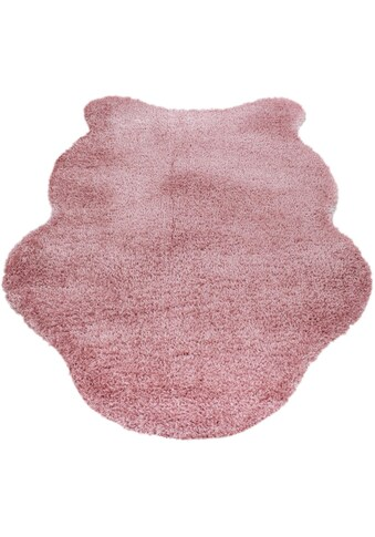 Ayyildiz Fellteppich »Schaffell 1000«, fellförmig, 50 mm Höhe, Kunstfell, Wohnzimmer kaufen