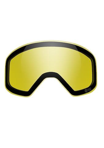 YEAZ Skibrille »APEX«, Ersatzglas magnetisch in gelb kaufen